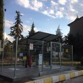 Çavdır/Burdur İlçe Jandarma Akaryakıt İkmal Tesisi Kuruldu
